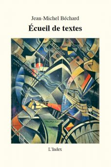 Livre - Écueil de Textes